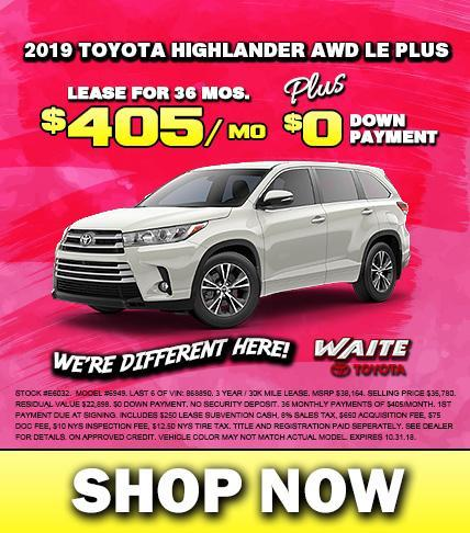 Lovely 2018 Toyota Highlander AWD LE Plus