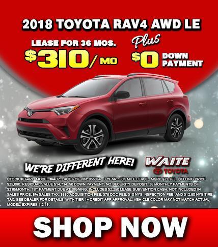 Shop Toyota RAV4 in Watertown NY