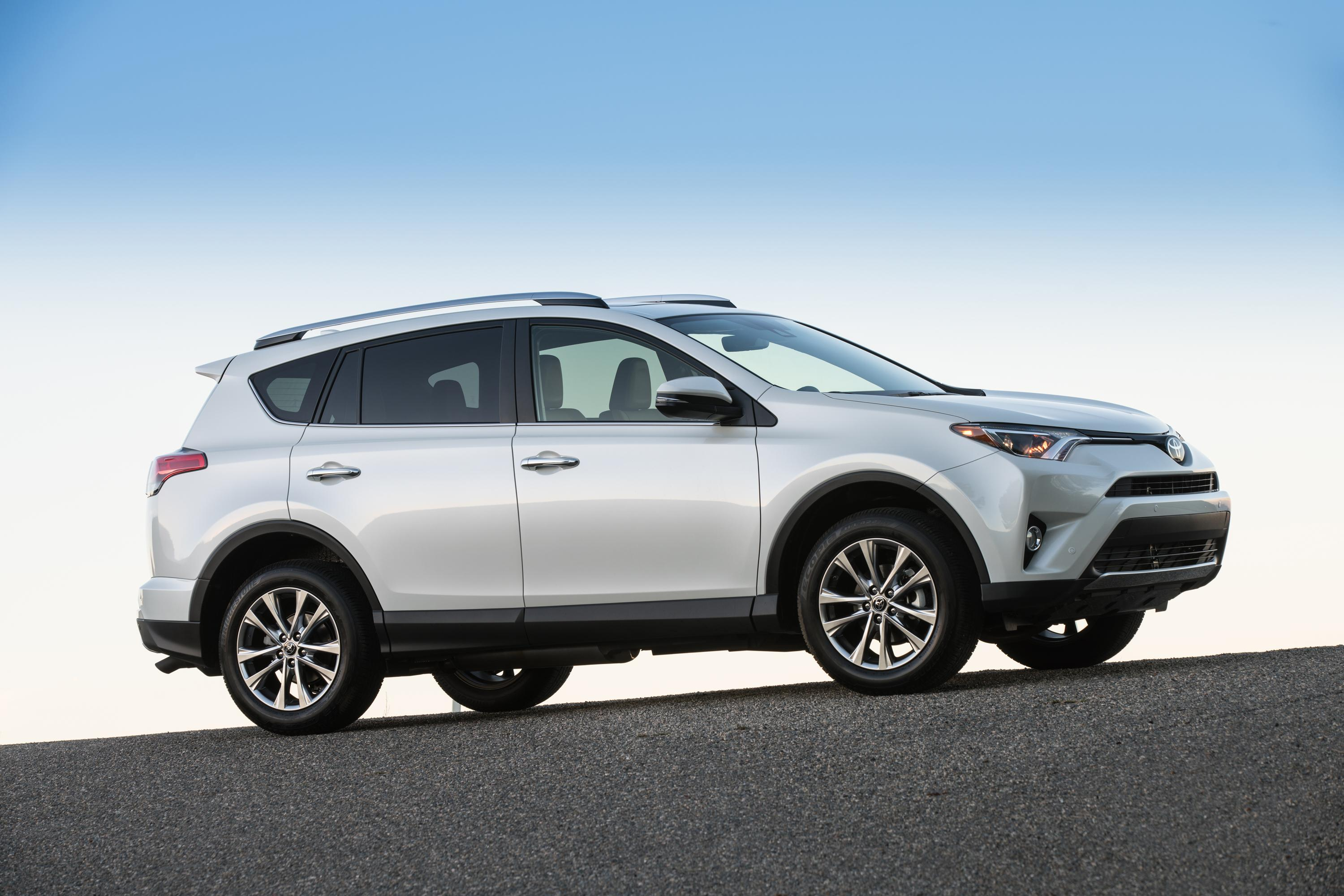 2017 Toyota RAV4 At Waite Toyota In Watertown