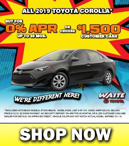 Shop Toyota Corolla in Watertown, NY