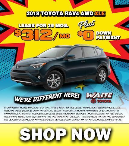 Shop Toyota RAV4 in Watertown, NY