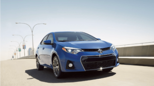 New Toyota Vehicles in Watertown NY