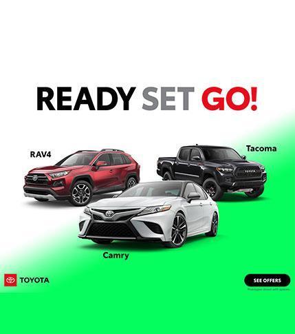 Ready Set Go Mar 2019