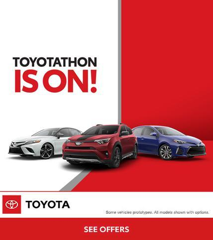 Toyotathon Is On Dec 2018