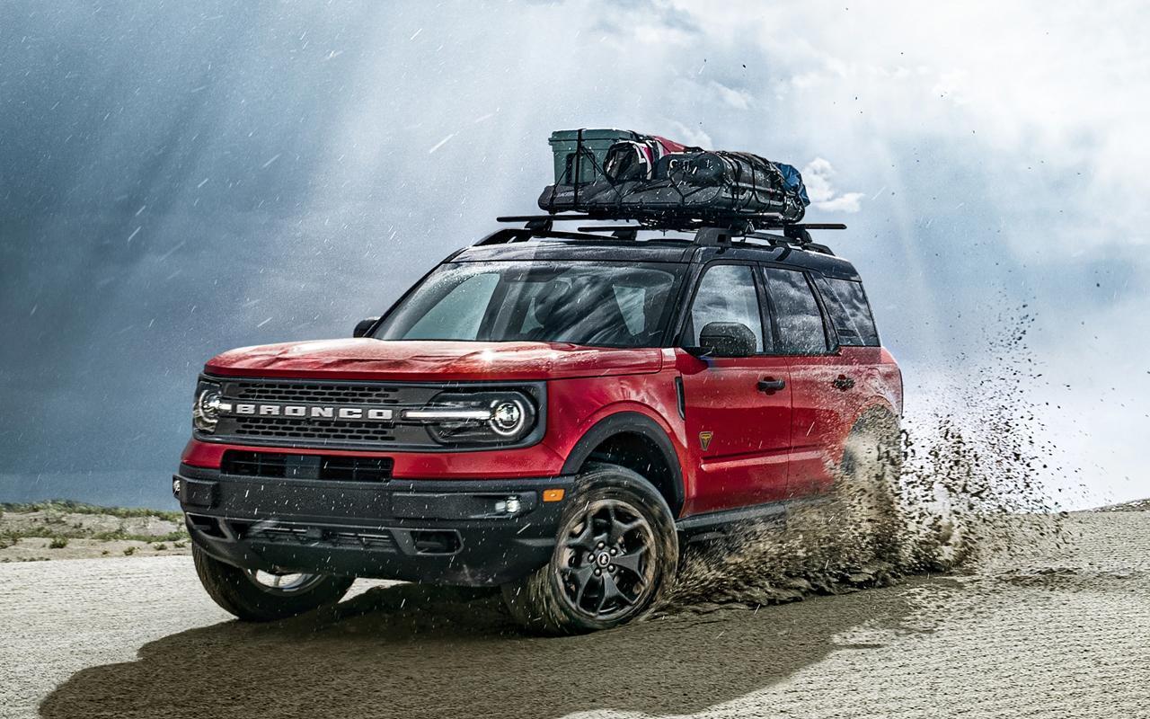 Ford 2021 Bronco Sport image
