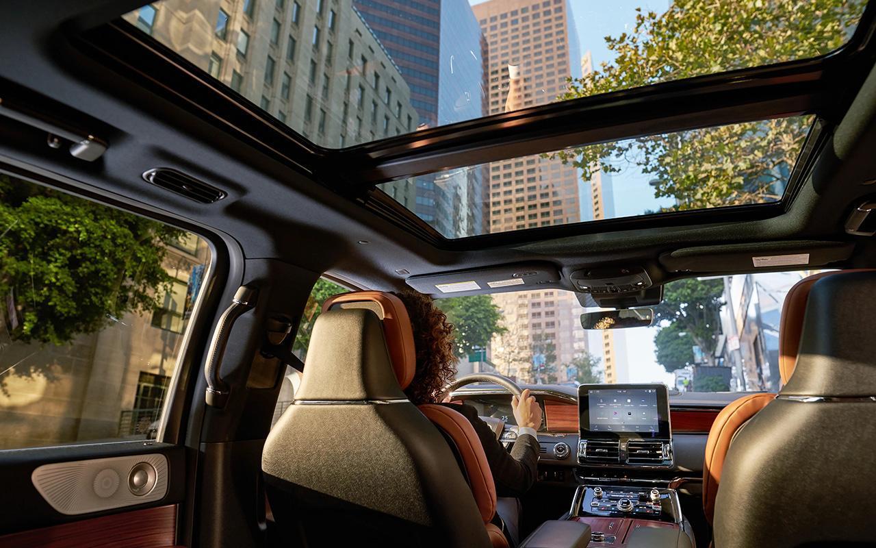 Lincoln 2021 Lincoln Navigator at McAlpine Lincoln