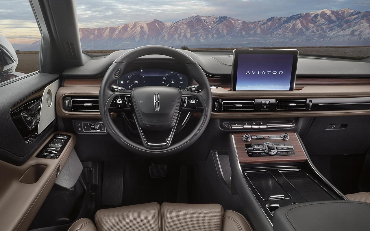 Schedule a Test Drive | 2021 Lincoln Aviator | Lincoln of Canada
