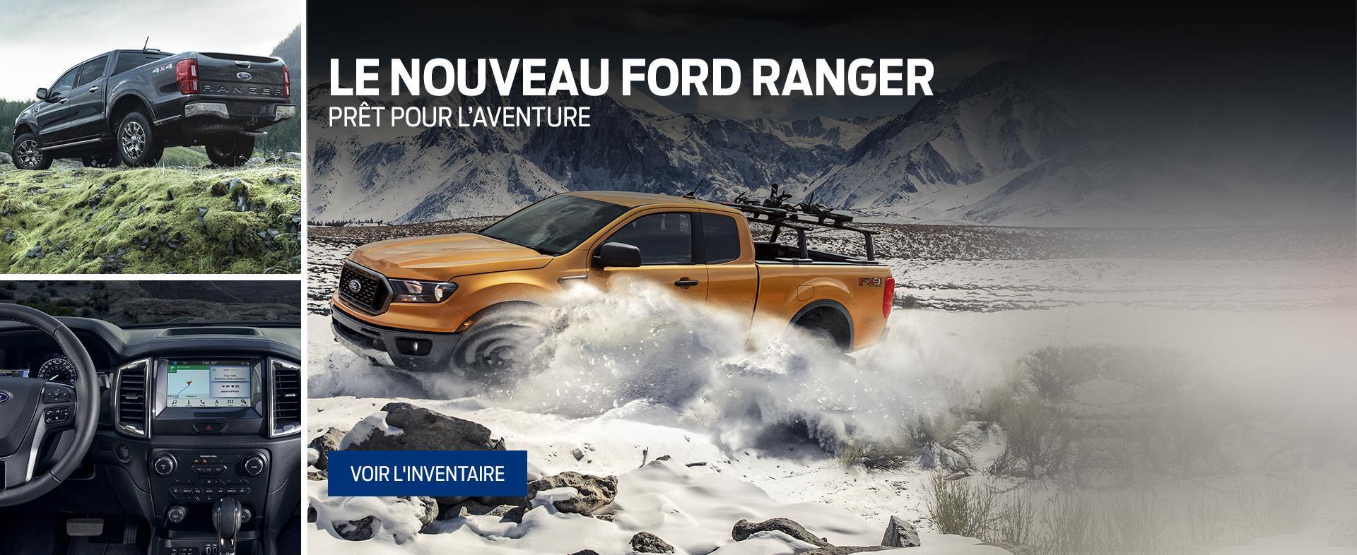 Savage Ford Ranger
