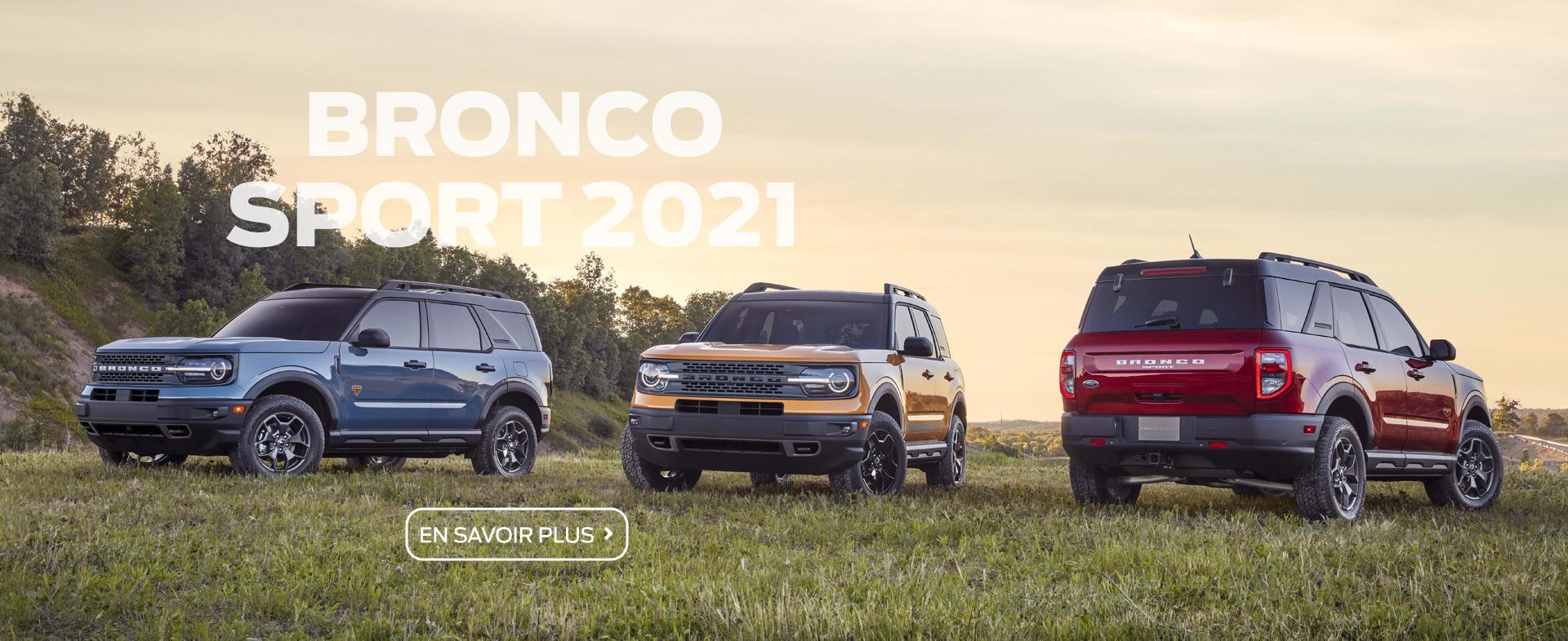 Ford Bronco Sport 2021 | Savage Ford Sales