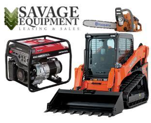Savage equipment leasing