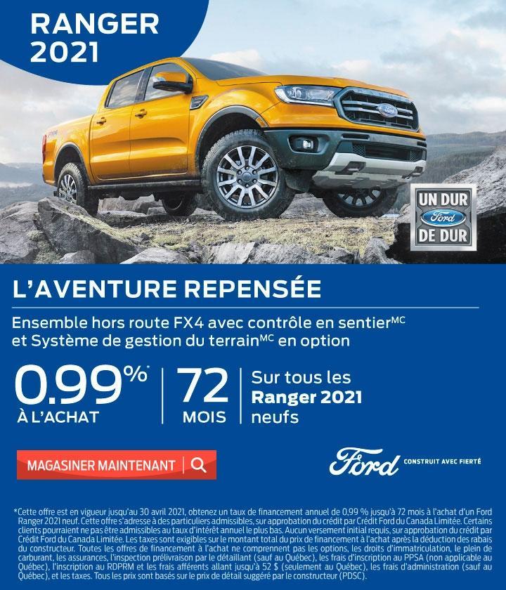 Ranger 2021