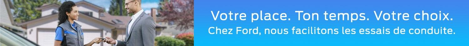 French Home Test Drive | Dupuis Ford of Cassleman ON