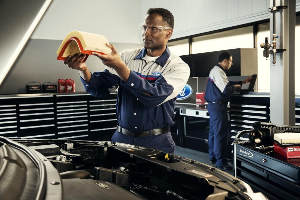 Ford Walk-in Oil Change Auto Detailing