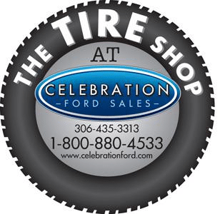 Ford Tire Shop Tire Shop logo