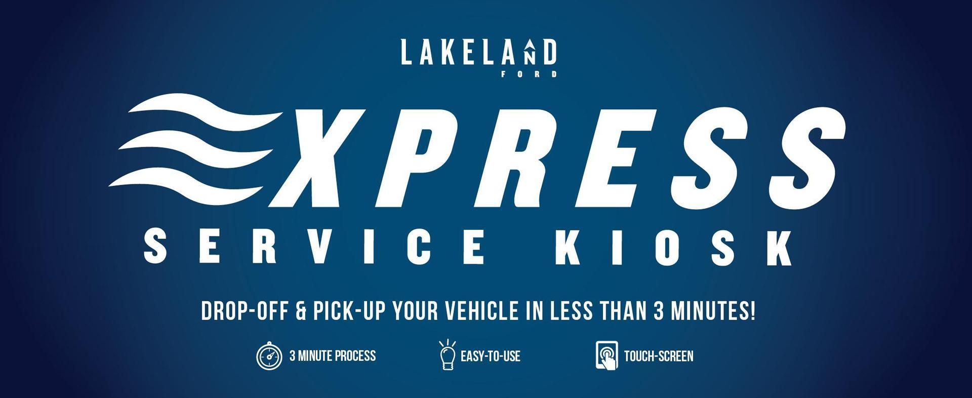 Ford Home Express Service