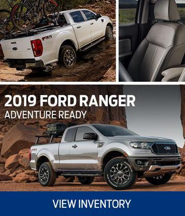 Ford Home 2019 FORD RANGER