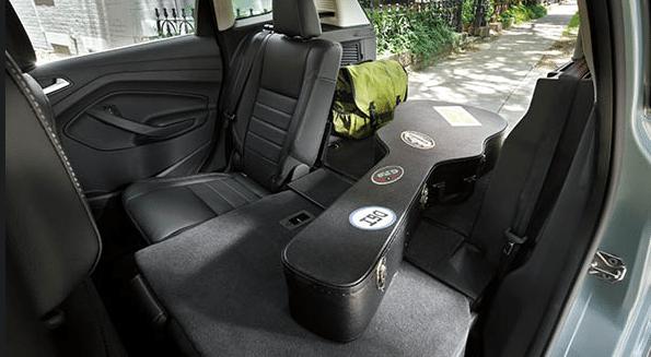 2016 Ford C-MAX Energi Interior