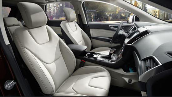 2016 Ford Edge Interior Seating