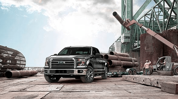 2016 Ford F-150 XL Exterior Front End