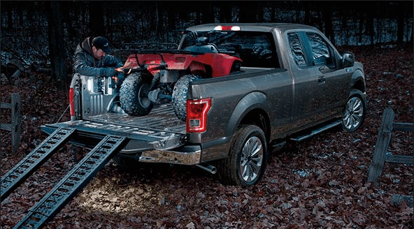 2016 Ford F-150 XL Exterior Rear End