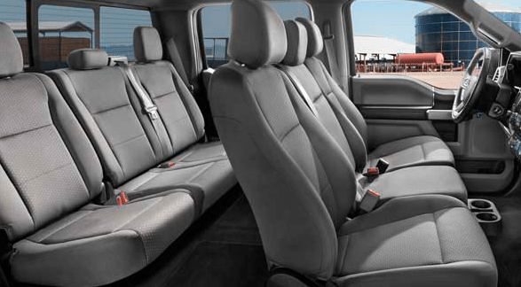 2016 Ford F-150 XL Interior Seating