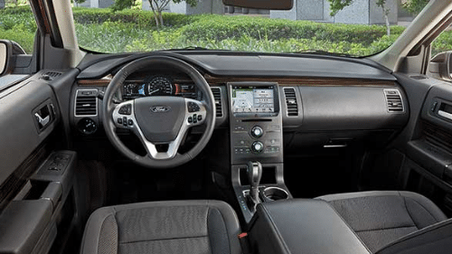 2016 Ford Flex Interior Dashboard