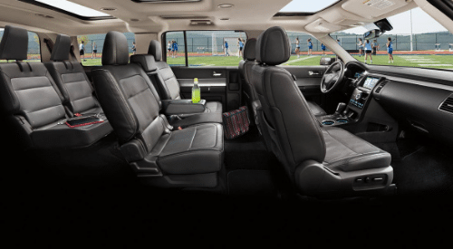 2016 Ford Flex Interior Seating