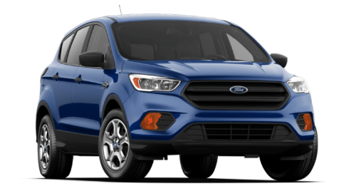 2017 Ford Escape S Exterior Front End
