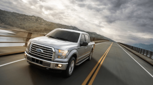 2017 Ford F-150 XL Exterior Front End