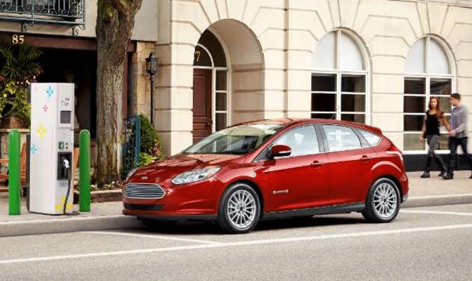 2017 Ford Focus Electric Exterior