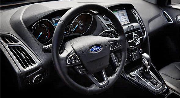 2017 Ford Focus Interior Dashboard