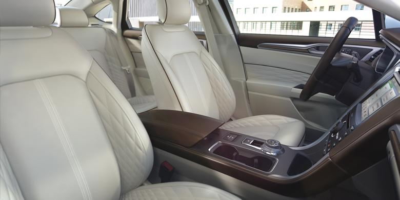 2017 Ford Fusion Interior Seating