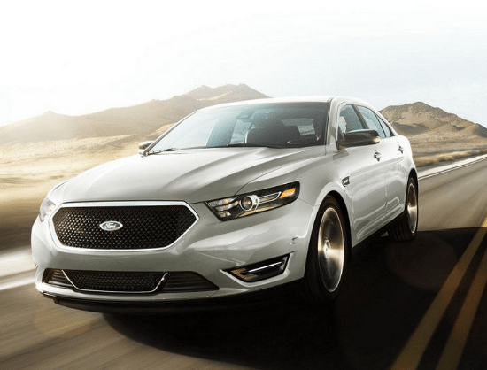 2017 Ford Taurus SEL Exterior Exterior Front End
