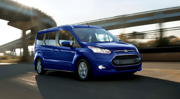 2017 Ford Transit Connect Exterior Front End
