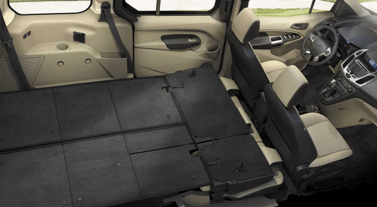 2017 Ford Transit Interior Seating