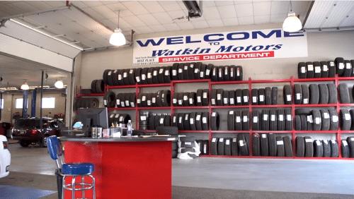 Welcome to Watkin Motors Service Department