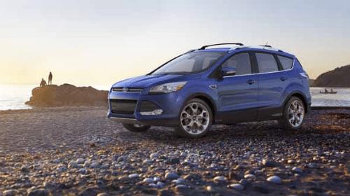 2016 Ford SUV Models
