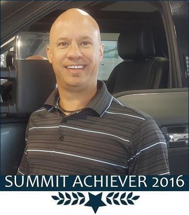 2016 Summit Achievers Winner, Luke