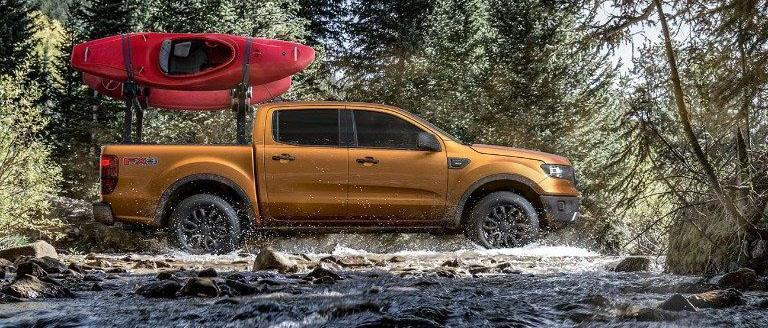 Ford 2019 Ranger Available Trail Control