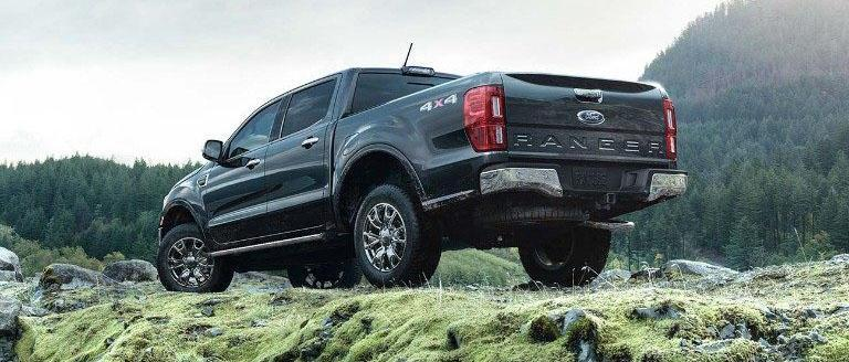 Ford & Lincoln 2019 Ranger Electronic Locking Rear Differential