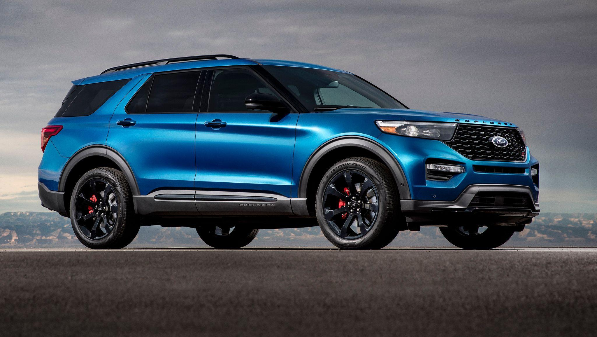 Ford 2021 Explorer image