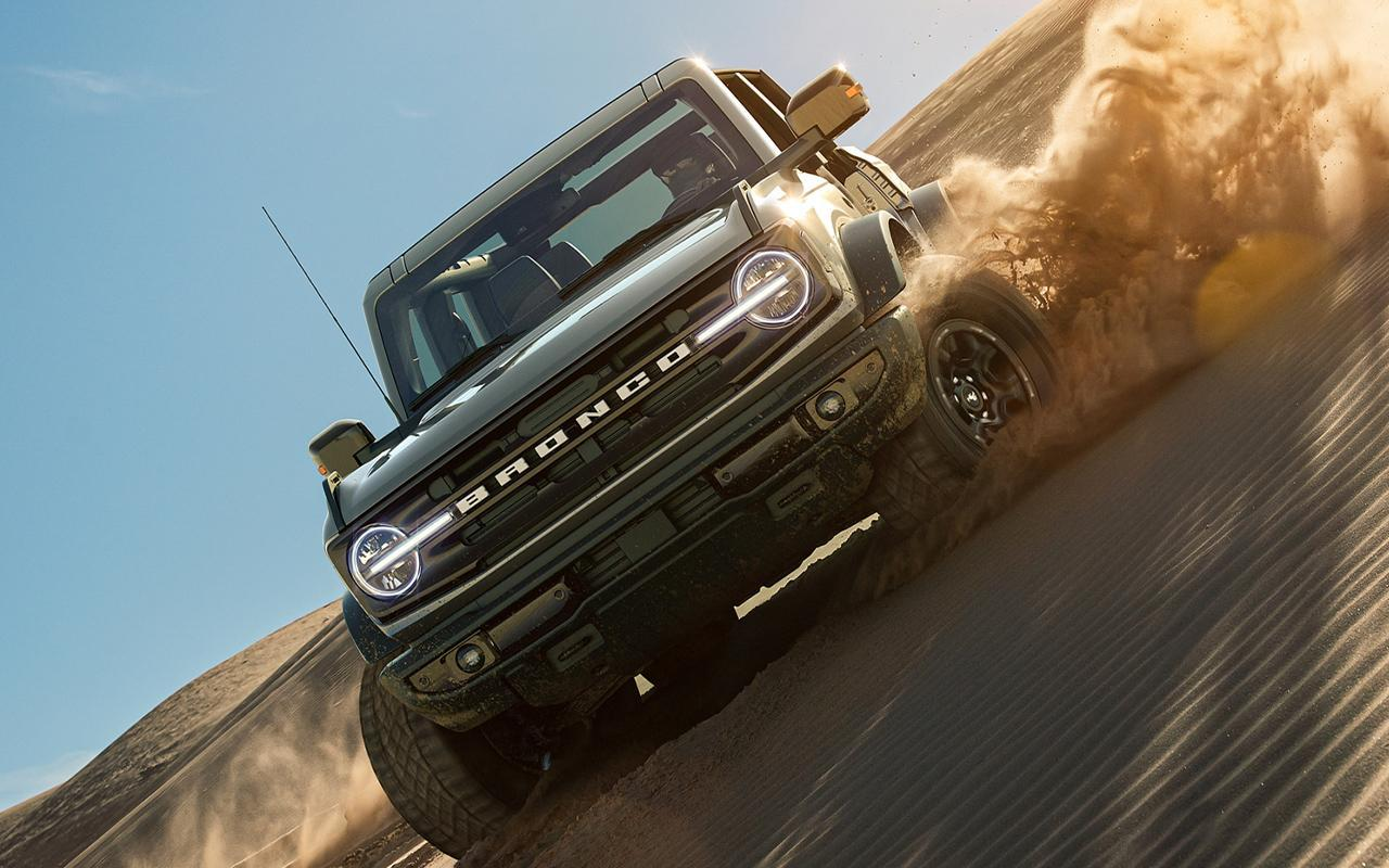 Ford New 2021 Ford Bronco image