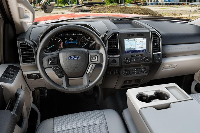 Ford & Lincoln  2021 SuperDuty image