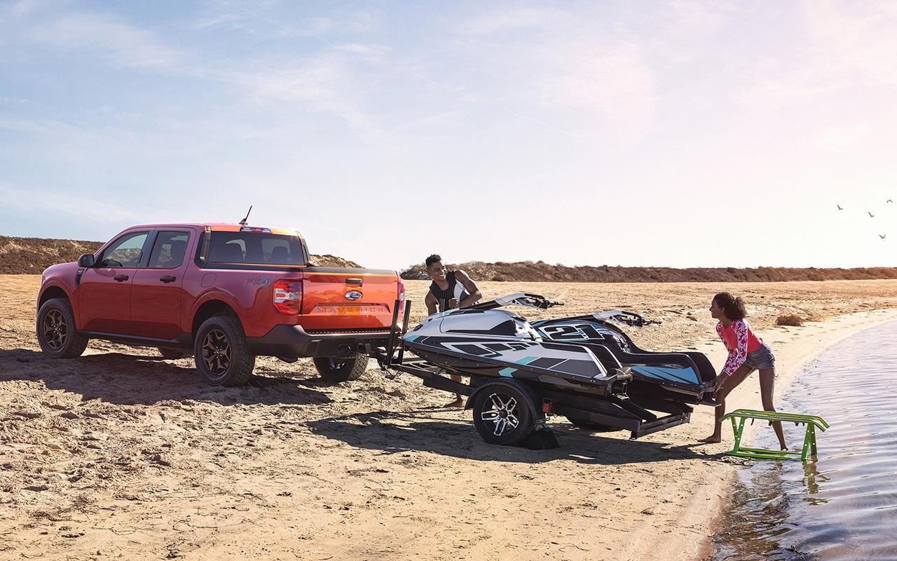 Ford The All-New 2022 Ford Maverick image