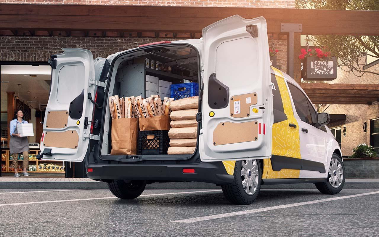 Ford 2022 Ford Transit Connect image