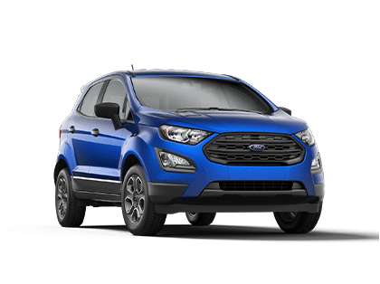 Ford Ford Vehicle Lineup Ecosport