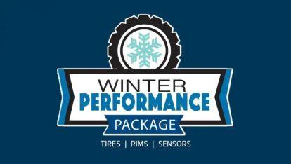 Winter Tire Performance Package | Ford of Canada