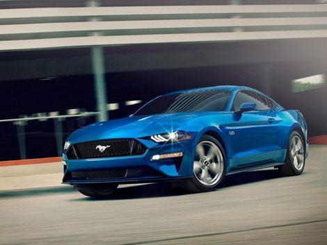 Ford Extended Warranty 2019 Mustang