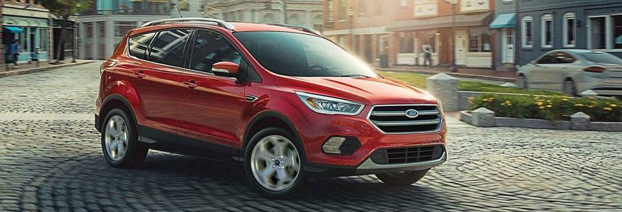 Ford & Lincoln Lease Return 2019 Escape Titanium