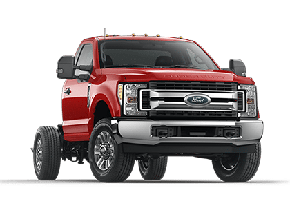 Ford Ford Vehicle Lineup 2019 Super Duty Chassis Cab